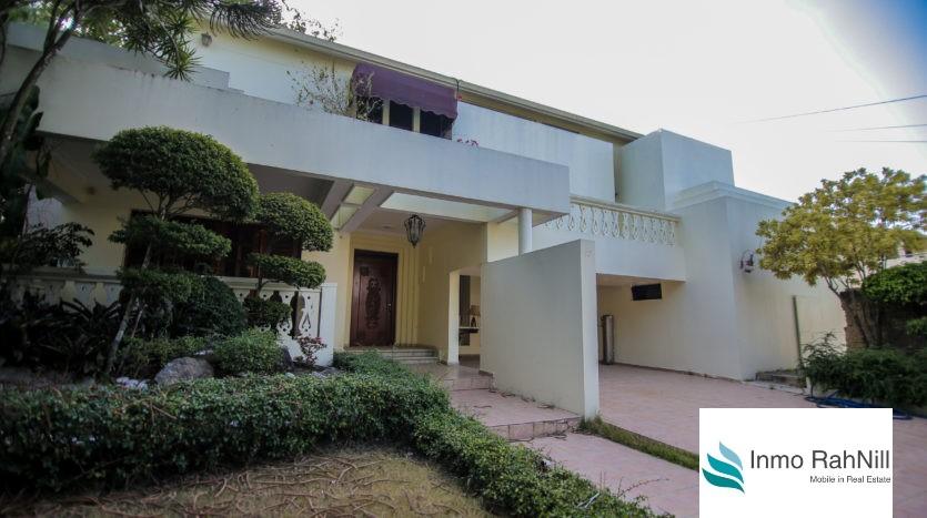 Maison située dans le secteur Casilda – Santiago R.D.