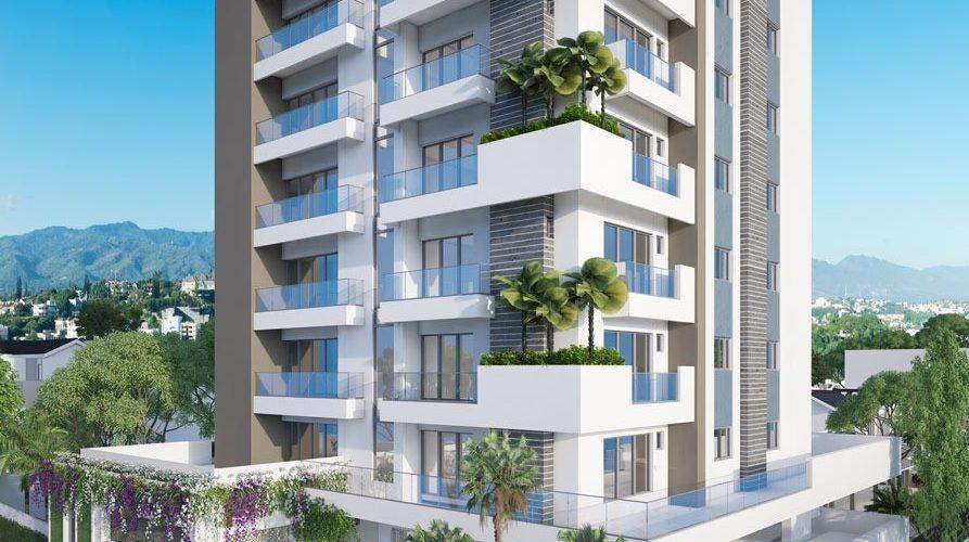 Hermosos apartamentos con 160 m² o 185 m² ubicados en Los Cerros de Gurabo, Santiago R.D.