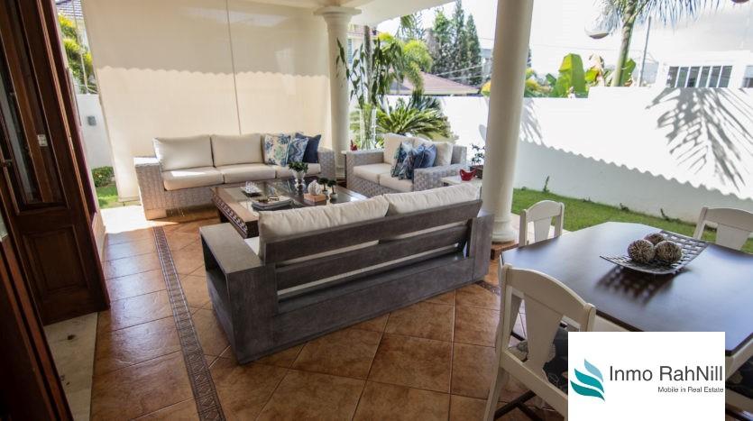 A vendre belle maison située dans le le lotissement Casilda – Santiago R.D.