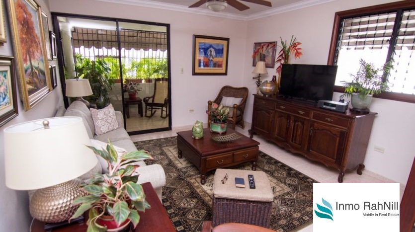 House in closed project in Residential Neighborhood Casilda – Santiago D.R.