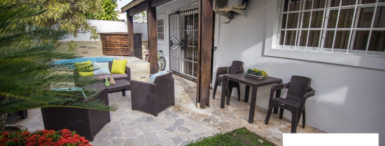 Maison de 3 étages située dans le secteur Villa Olga – Santiago R.D.