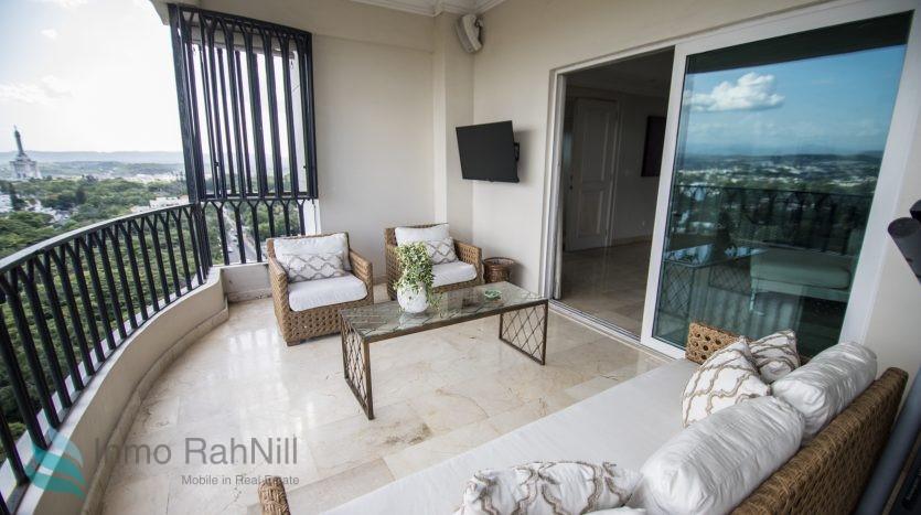 Beautiful 313 m² apartment for sale located in La Trinitaria, Santiago D.R.