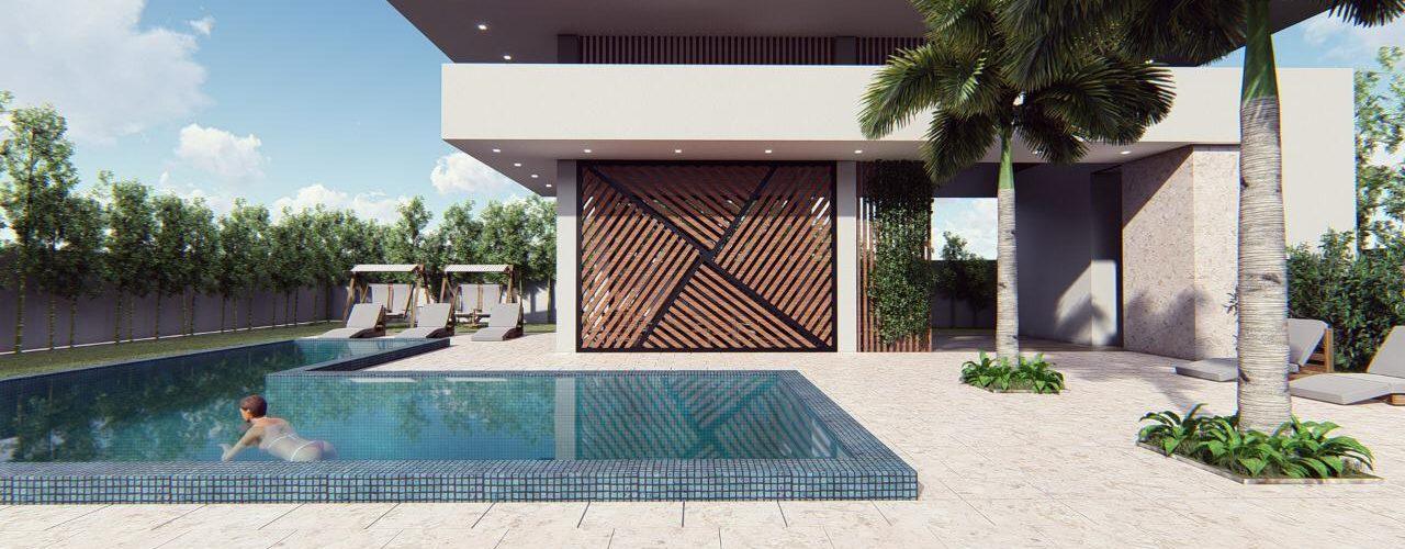 Preciosos apartamentos nuevos situados en Los Rieles, Santiago D.R.