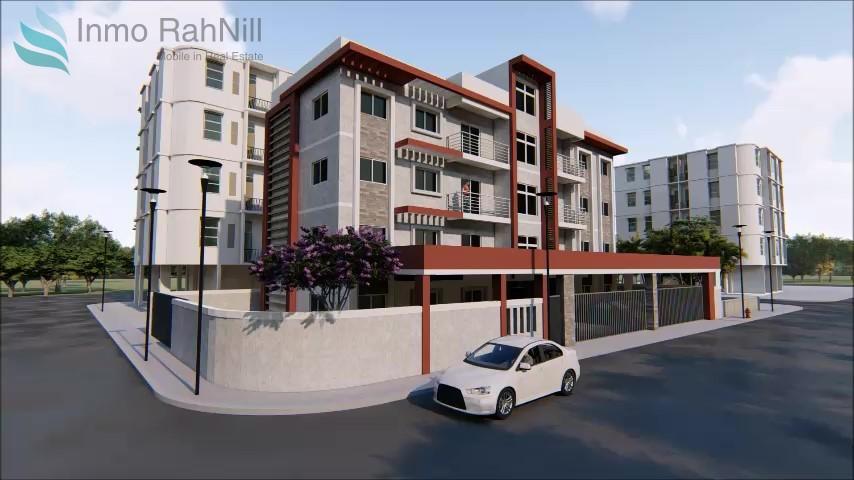 Beaux appartements économiques à Saint-Domingue R.D.