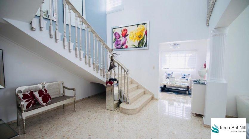 Hermosa casa de 366 m² ubicada en Casilda en Santiago R.D.
